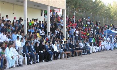 برگزاري اولين فستيوال فوتبال پسران نونهال اتباع افغانستاني در خراسان جنوبي